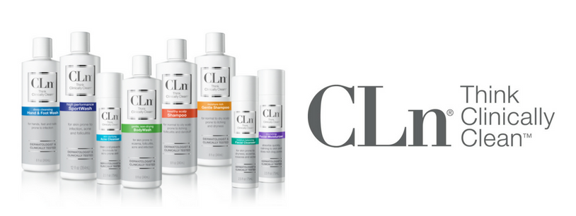 About CLn Skin Care Homepage