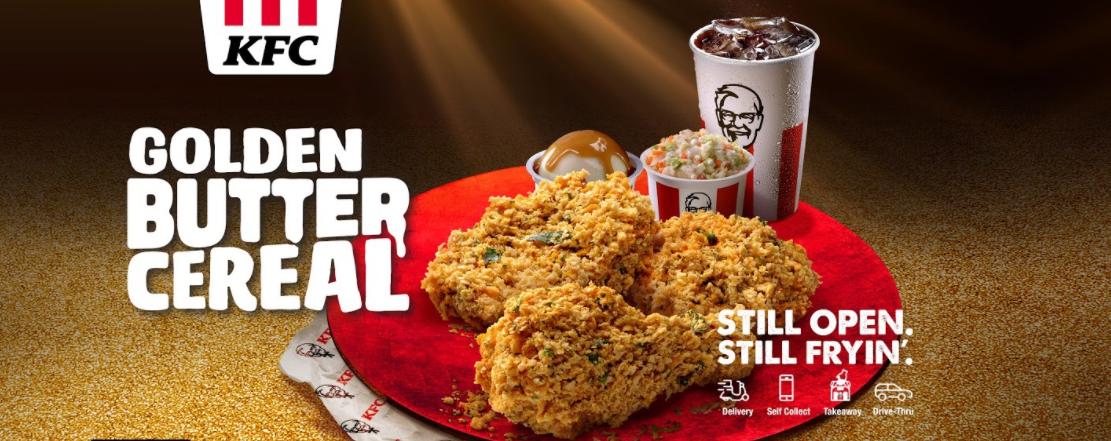 About KFC Homepage