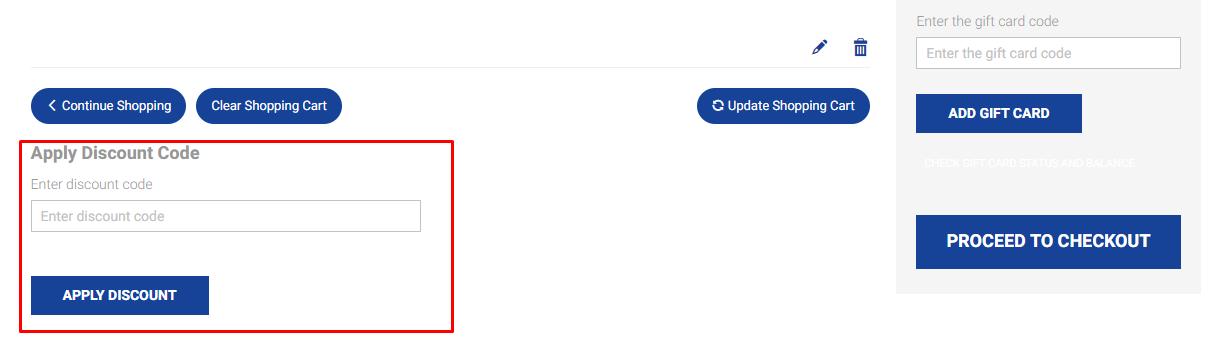 How do I use my CoolHockey.com discount code?