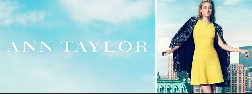About Ann Taylor Homepage
