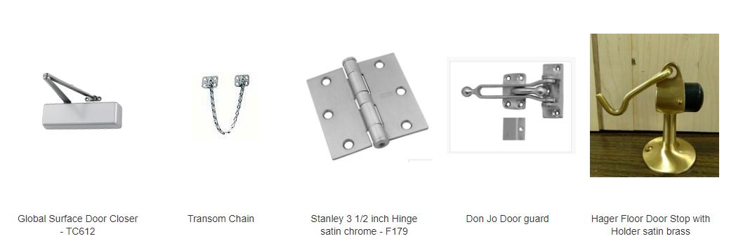 About Lock & Hinge Homepage