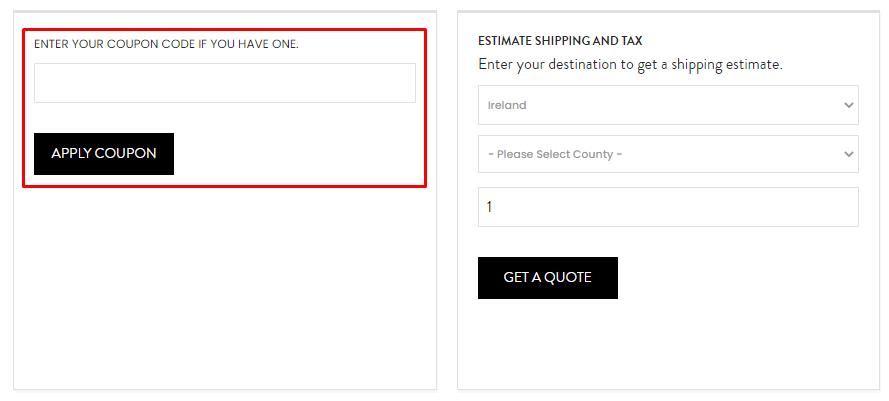 How do I use my iCLOTHING coupon code?