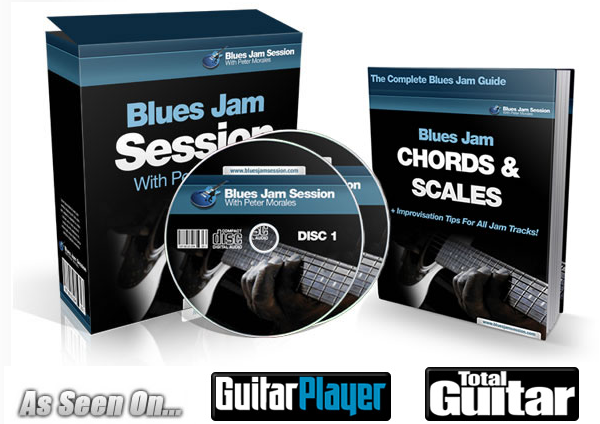 About Blues Jam Session Homepage