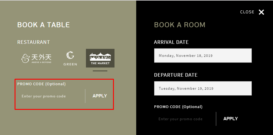 How do I use my Hotel Icon discount code?