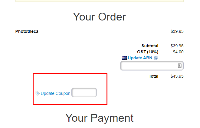 How do I use my Lunarship Software discount code?