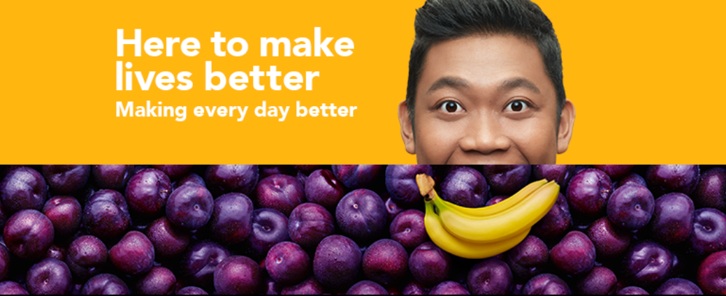 About FairPrice Homepage