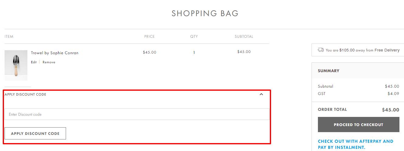 How do I use my AURA Home discount code?