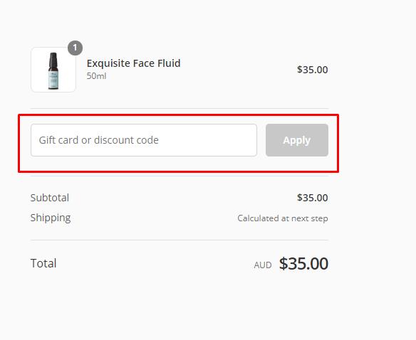 How do I use my Stem Organics discount code?