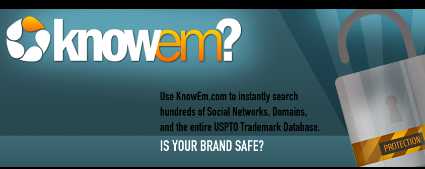 About KnowEm Homepage