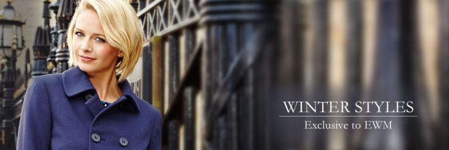 About The Edinburgh Woollen Mill Homepage