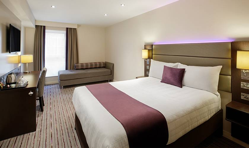 Healthy & Safe Accommodation at Premier Inn