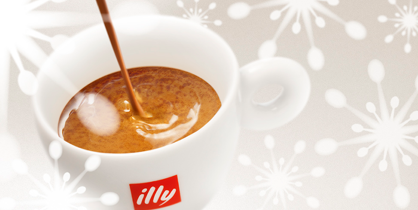 About illy Homepage
