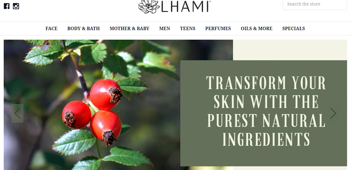 Lhami Homepage