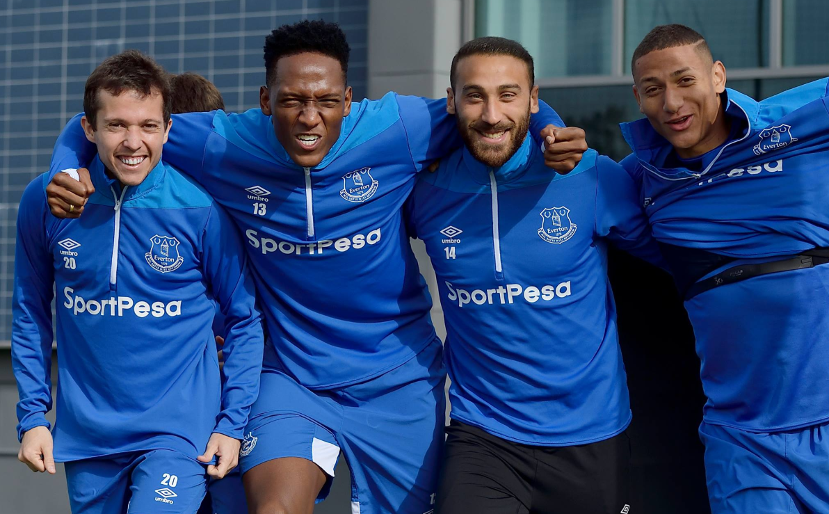 About Everton Homepage