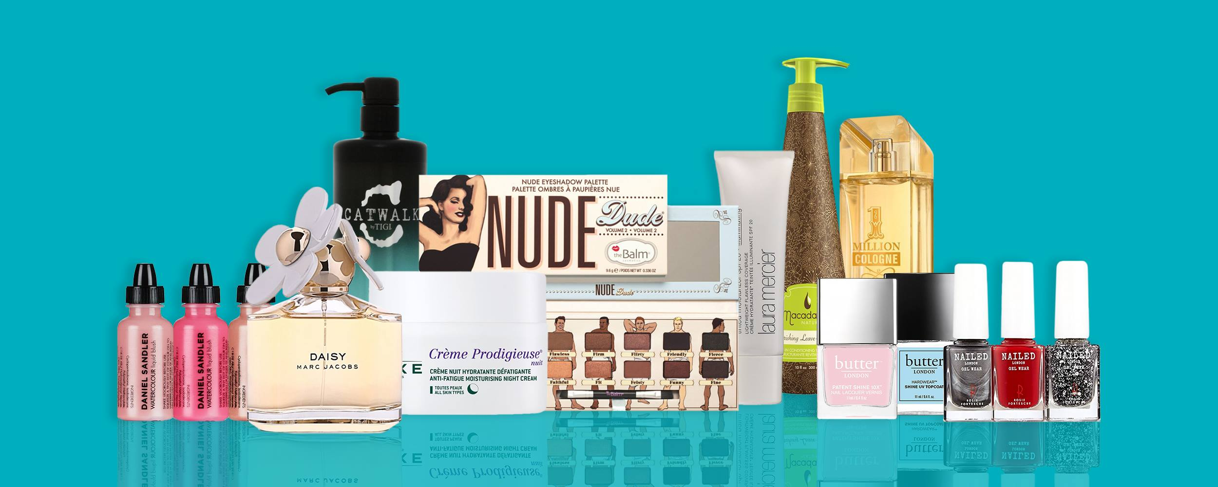 About The Beauty Store Homepage