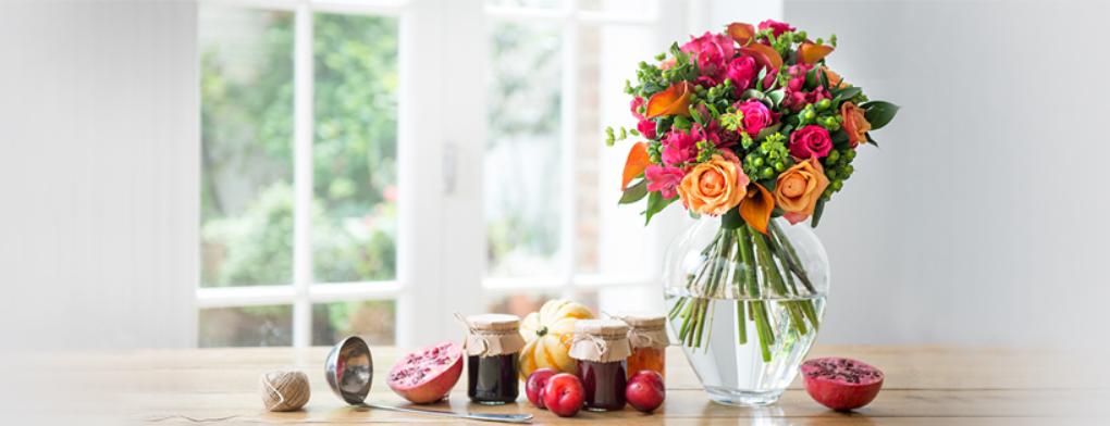 About Appleyard Flowers Homepage