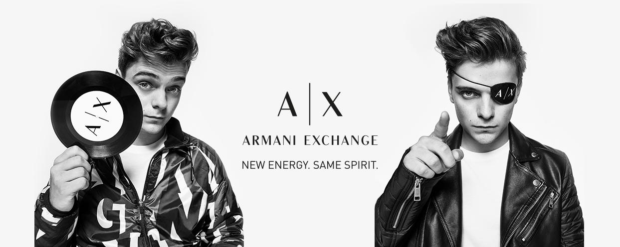 About Armani Exchange