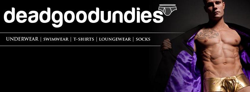 About Dead Good Undies Homepage