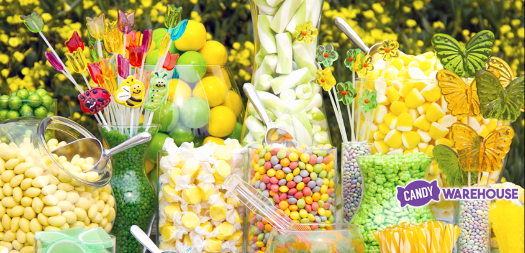 About Candy Warehouse Homepage