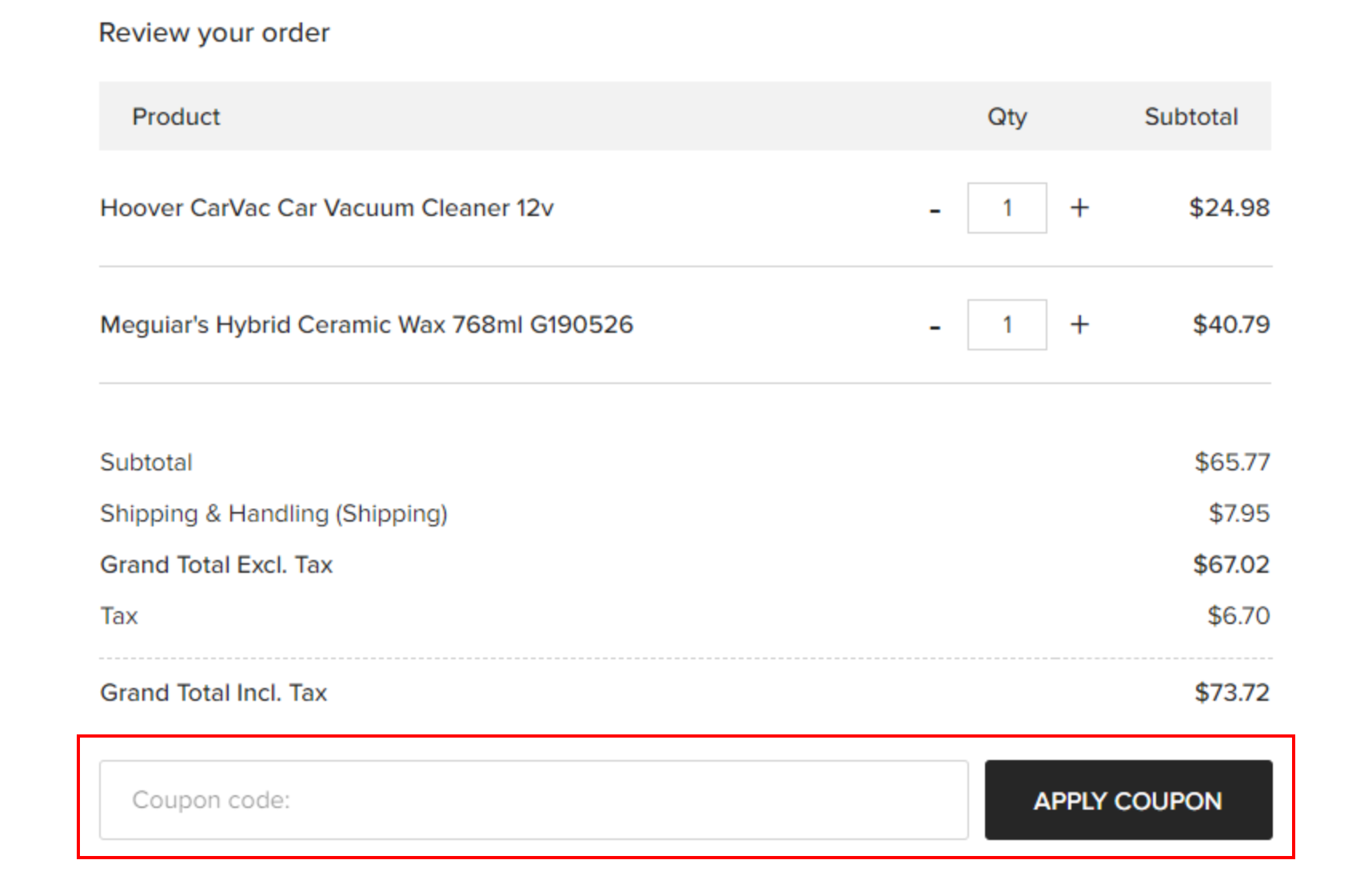 how to use Automotive Superstore code?