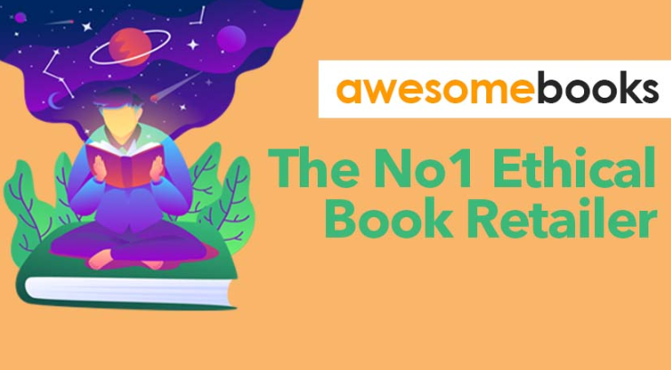 About Awesome Books Homepage