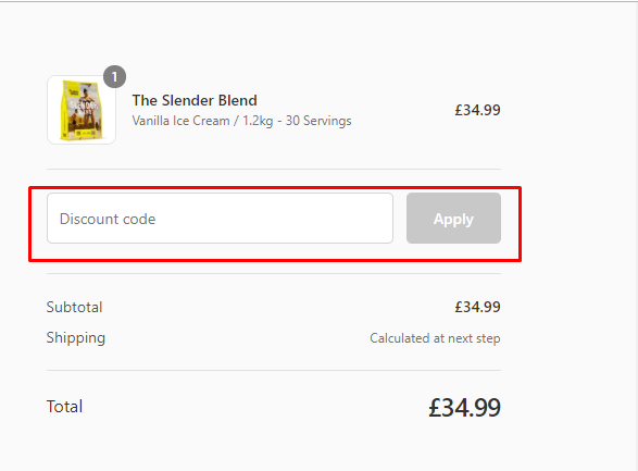 How do I use my Protein World discount code?