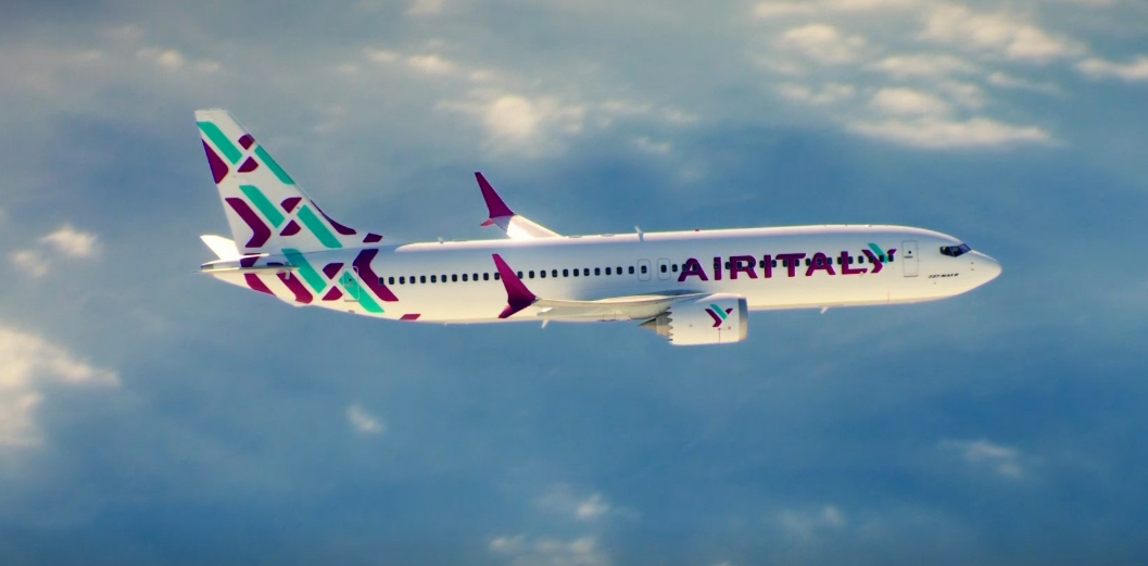 About Air Italy Homepage