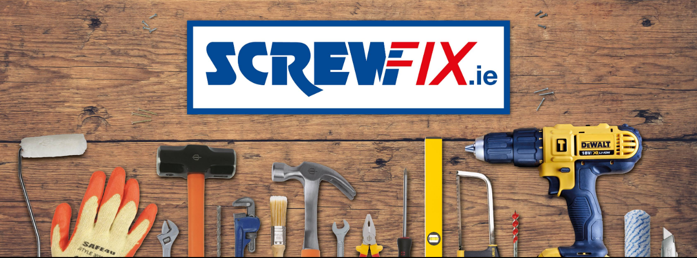 About Screwfix Homepage