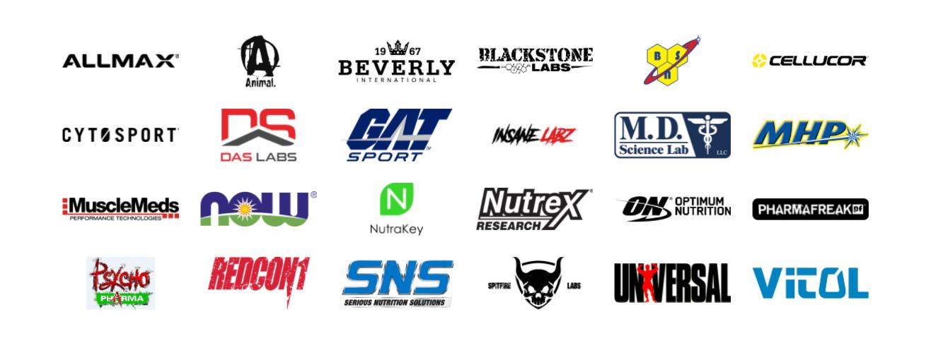 A1 Supplements brands