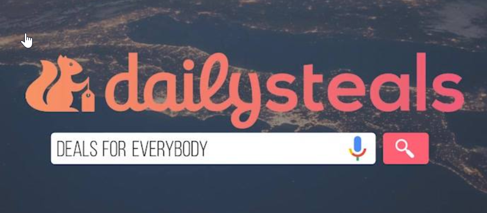About Daily Steals Homepage