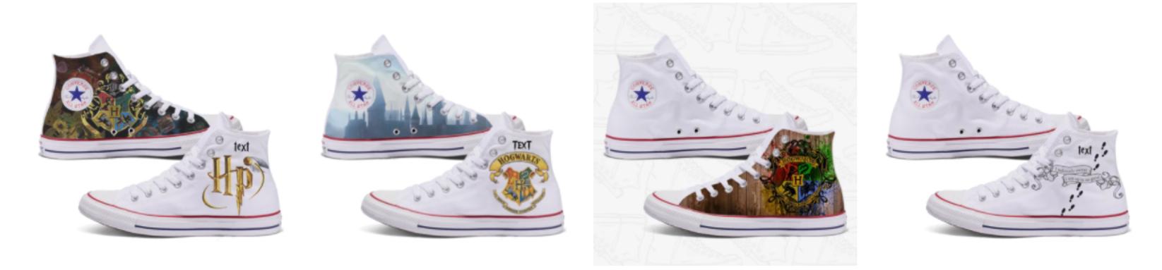 Bump Shoes Harry Potter
