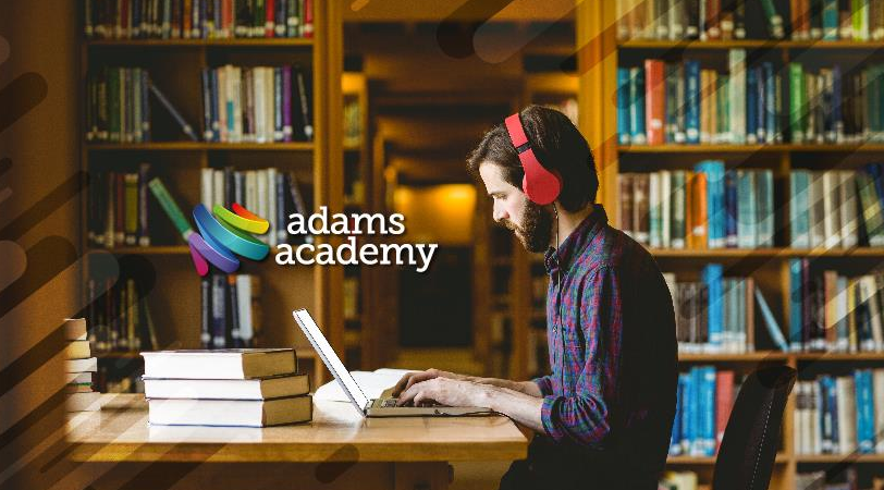 About Adams Academy Homepage