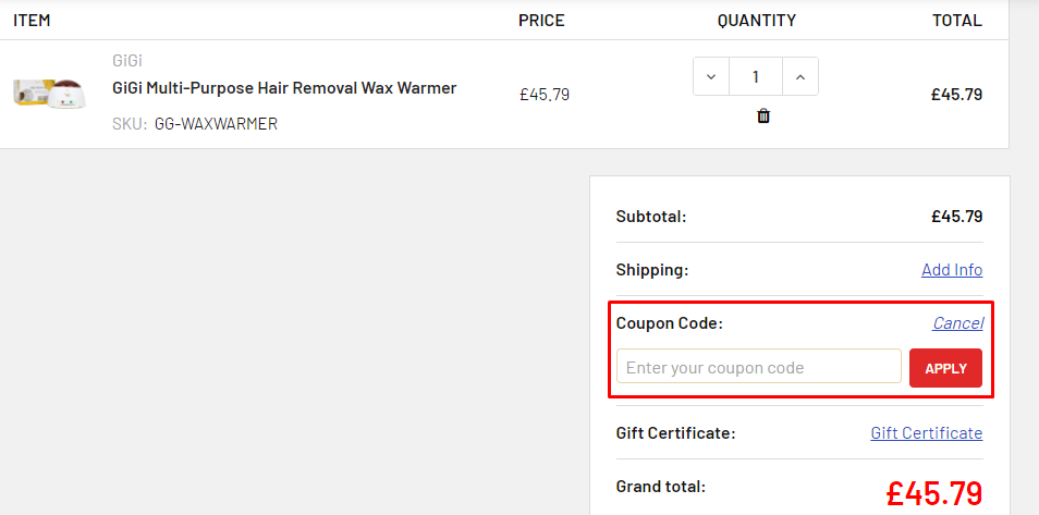 How do I use my Body4Real coupon code?