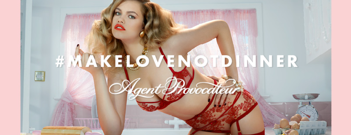 About Agent Provocateur Homepage
