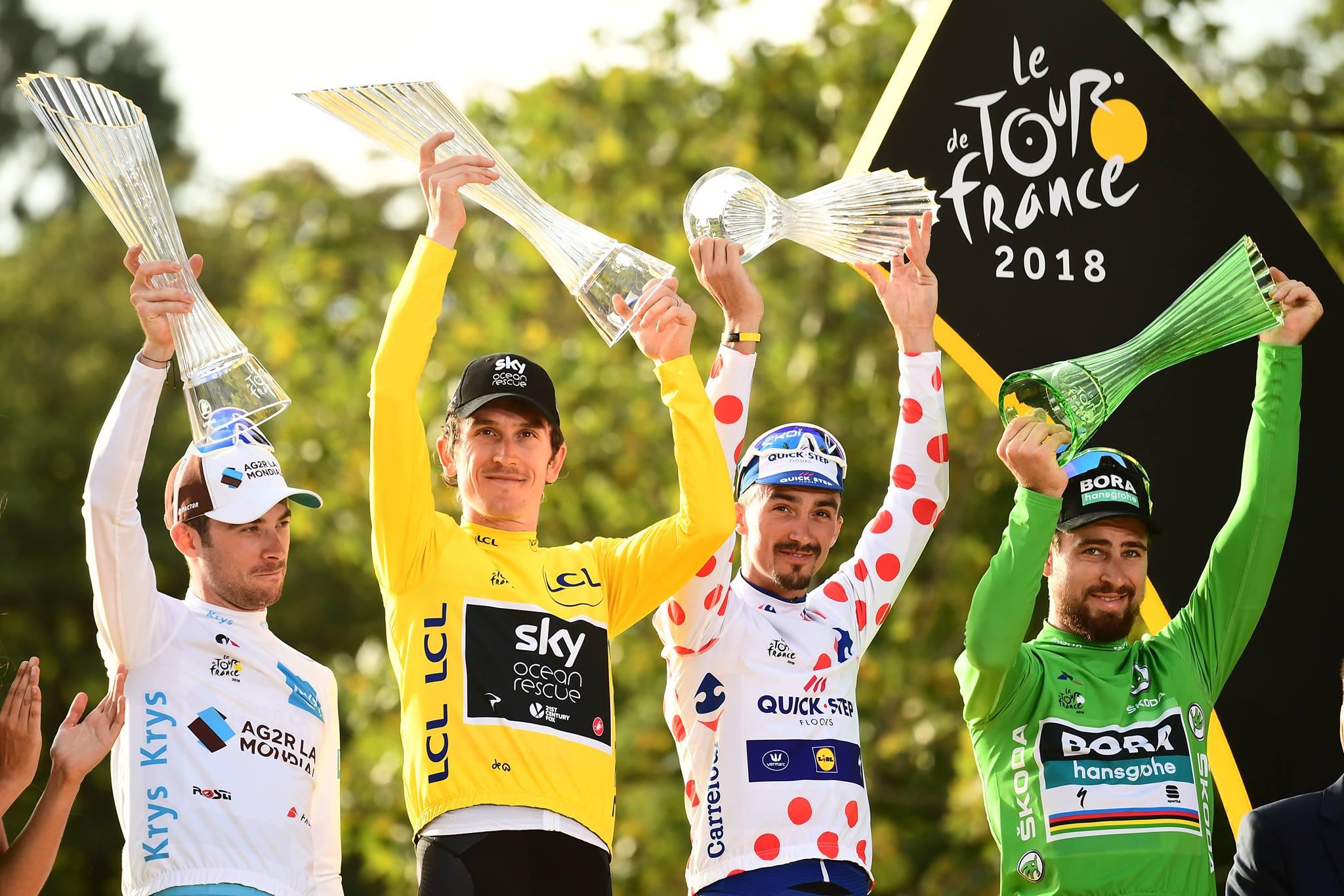 About Le Tour de France Homepage
