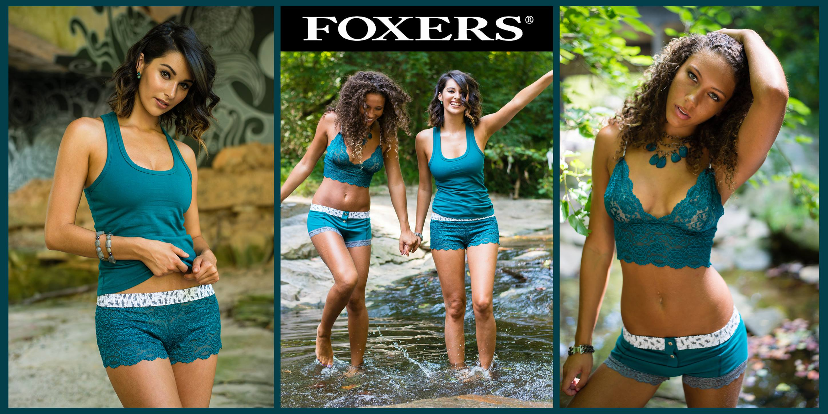 About FOXERS Homepage