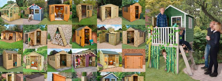 About Buy Sheds Direct Homepage