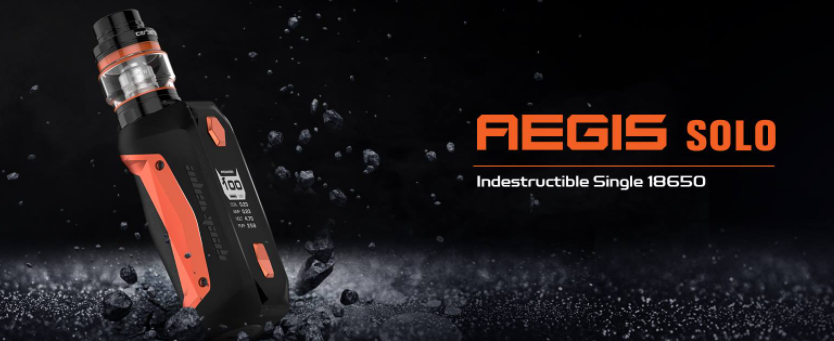 About Geekvape Homepage