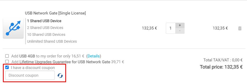 How do I use my Eltima discount code?