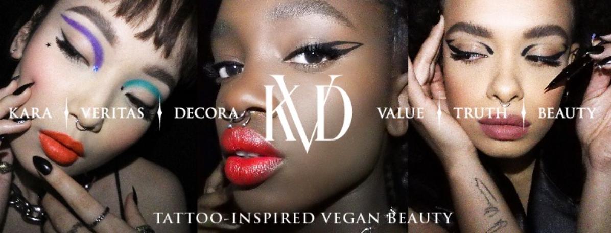 About KVD Vegan Beauty Homepage