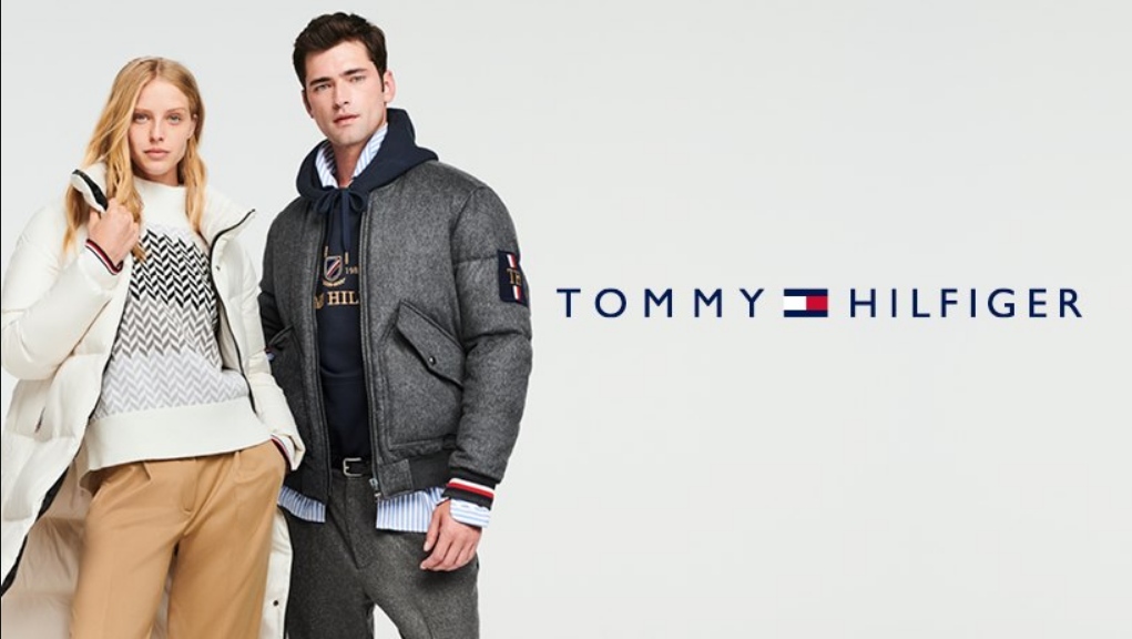 About Tommy Hilfiger Homepage