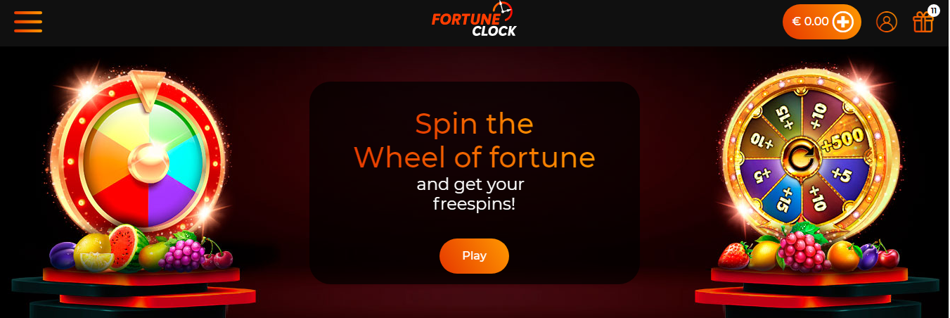 About Fortune Clock