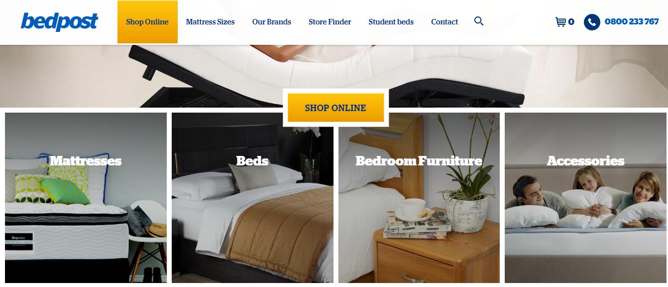 BedPost Homepage