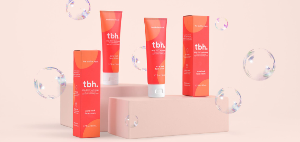 About Tbh skincare Homepage