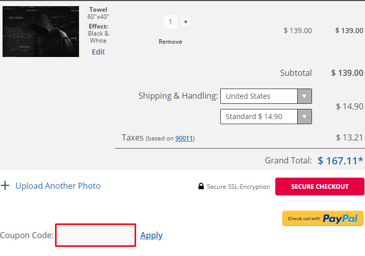 How do I use my CanvasOnSale discount code?