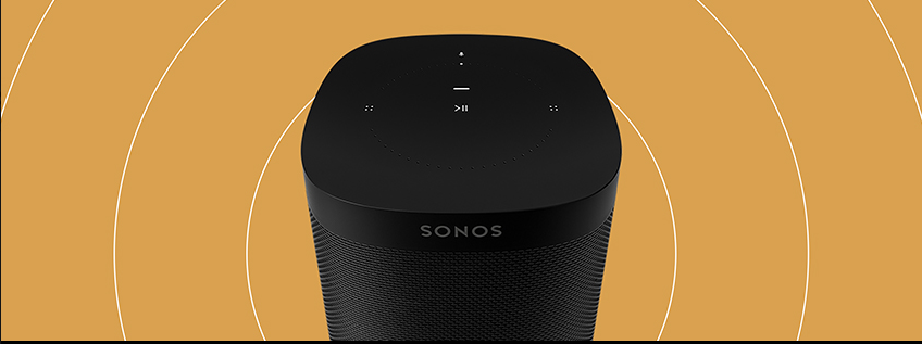 About Sonos Homepage