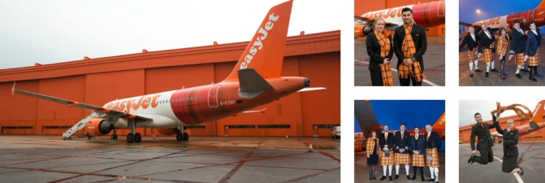 easyJet About