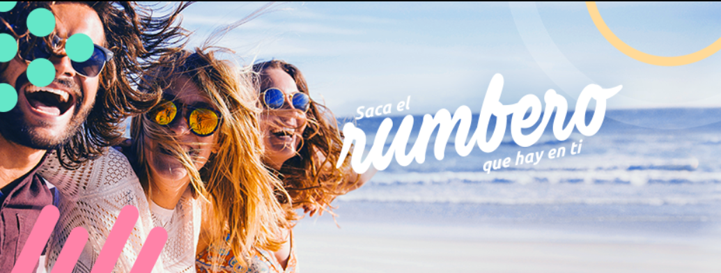 About Rumbo Homepage