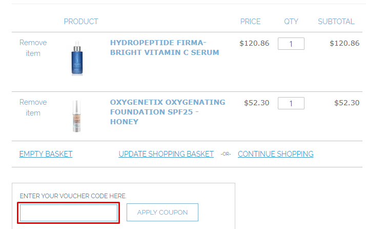 How do I use my DermaCare Direct coupon code?