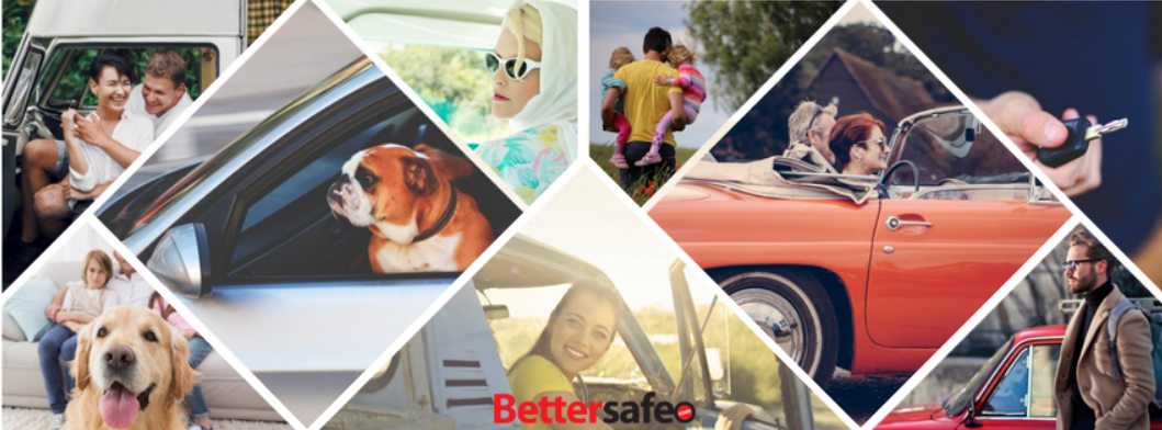 About bettersafe.com Homepage